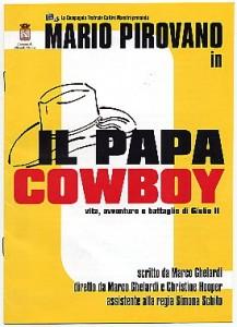 Il Papa cowboy: vita, avventure, battaglie di Giulio II