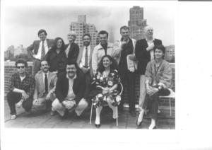 A New York, 1986
